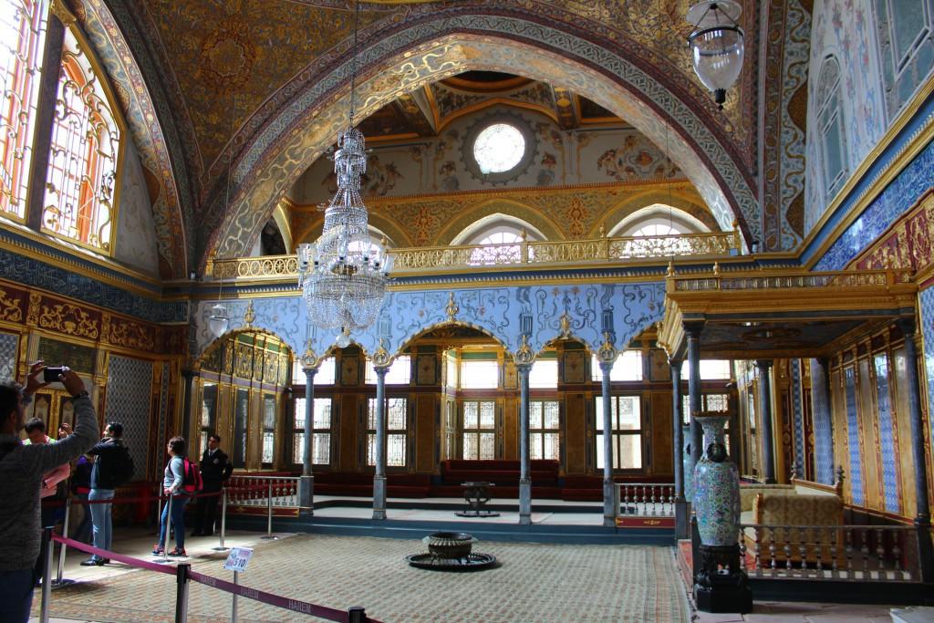 дворец топкапы фото внутри могут быть украшены
