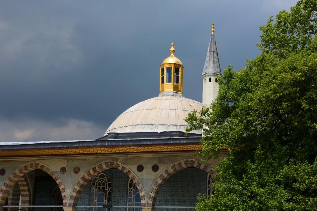 Стамбул, Дворец Топкапы, Гарем
