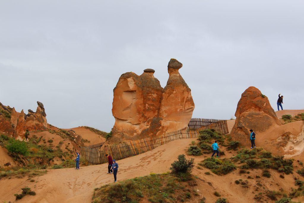 Cappadocia, Turkey, Imagination Valley
