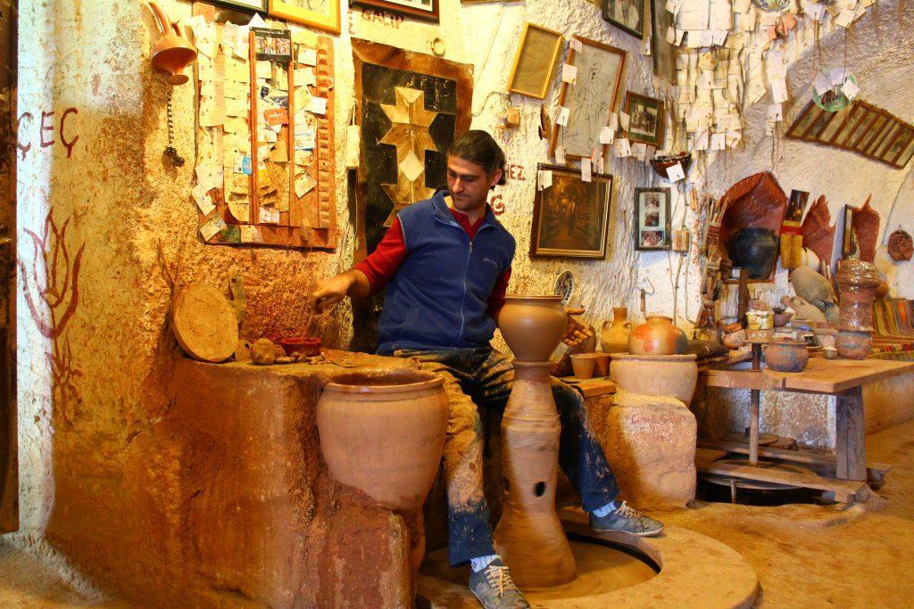 Cappadocia, Turkey, Chez Galip