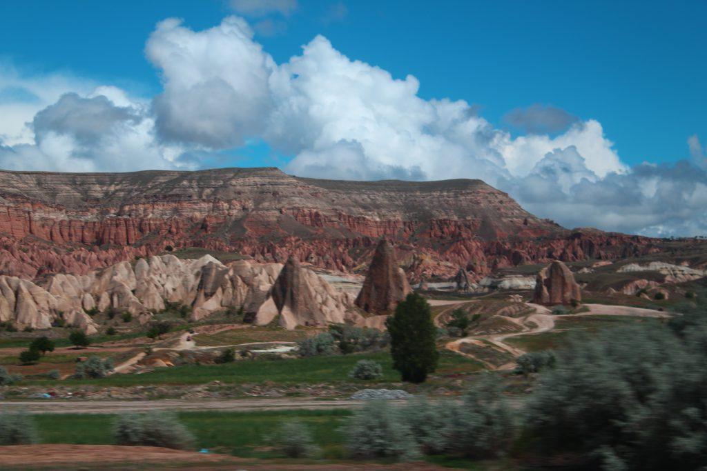 Cappadocia, Avanos, Turkey