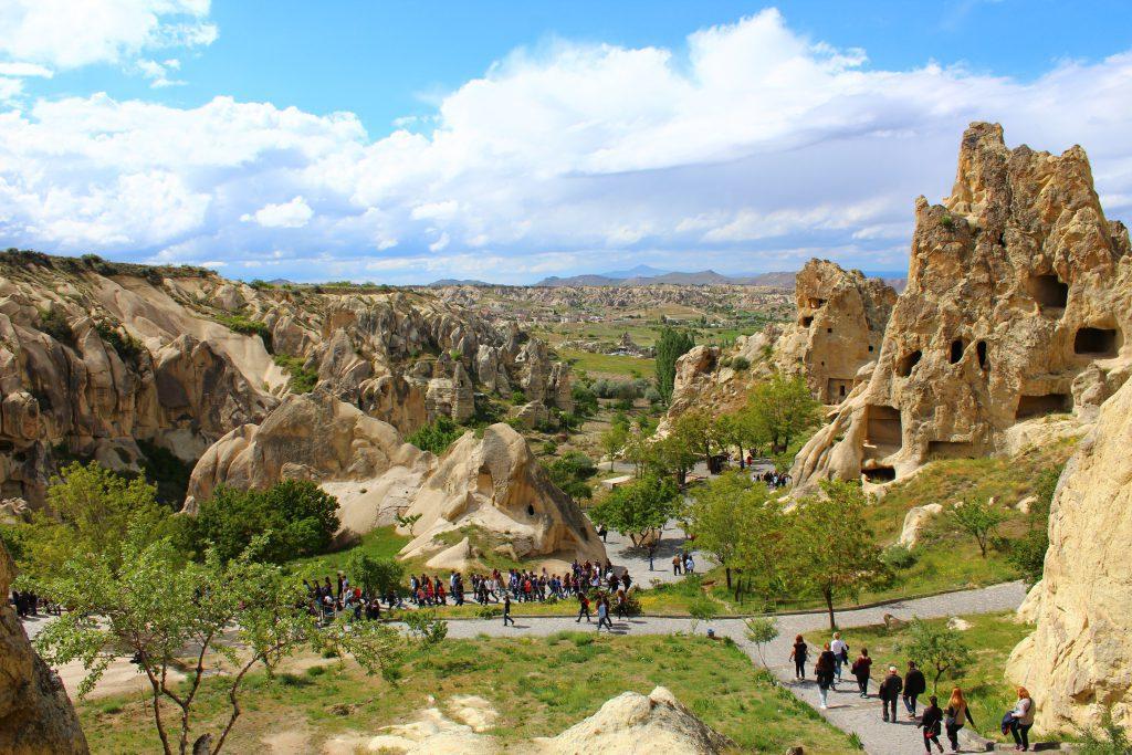 Goreme open air museum, Cappadocia, Turkey
