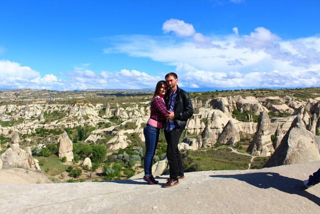 Cappadocia,Goreme Open Air Museum, Turkey