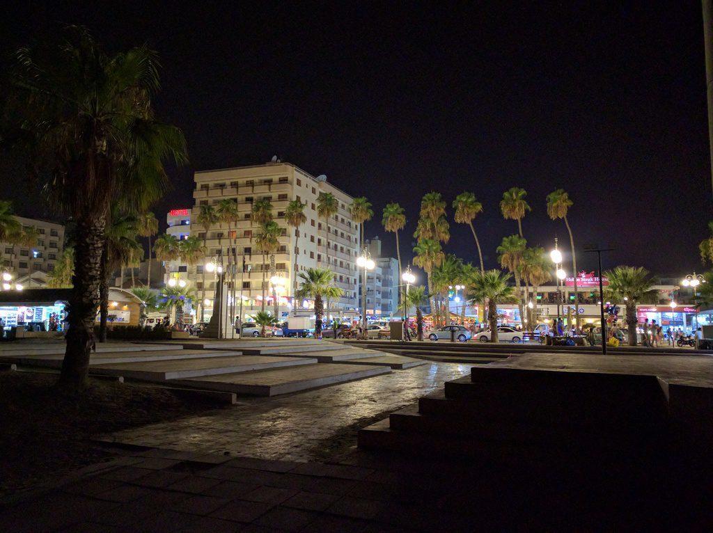 Кипр, Ларнака, пляж