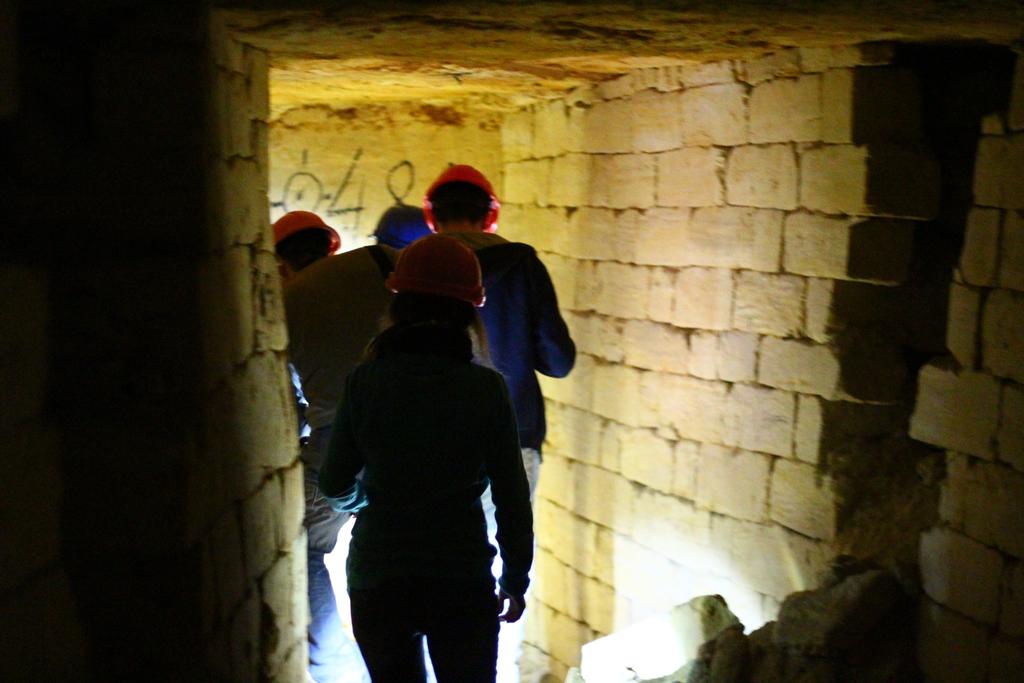 Secrets of the underground in Odessa, Ukraine - WorldWithaTwist.com