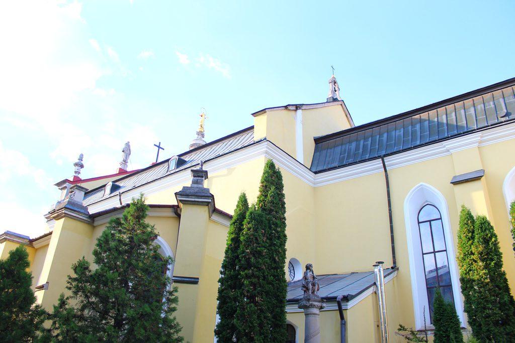 Каменец-Подольский собор