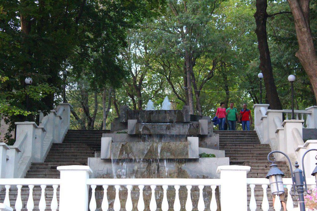 Каменец-Подольский, парк