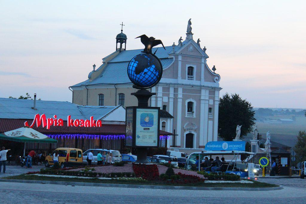 Каменец-Подольский, церковь