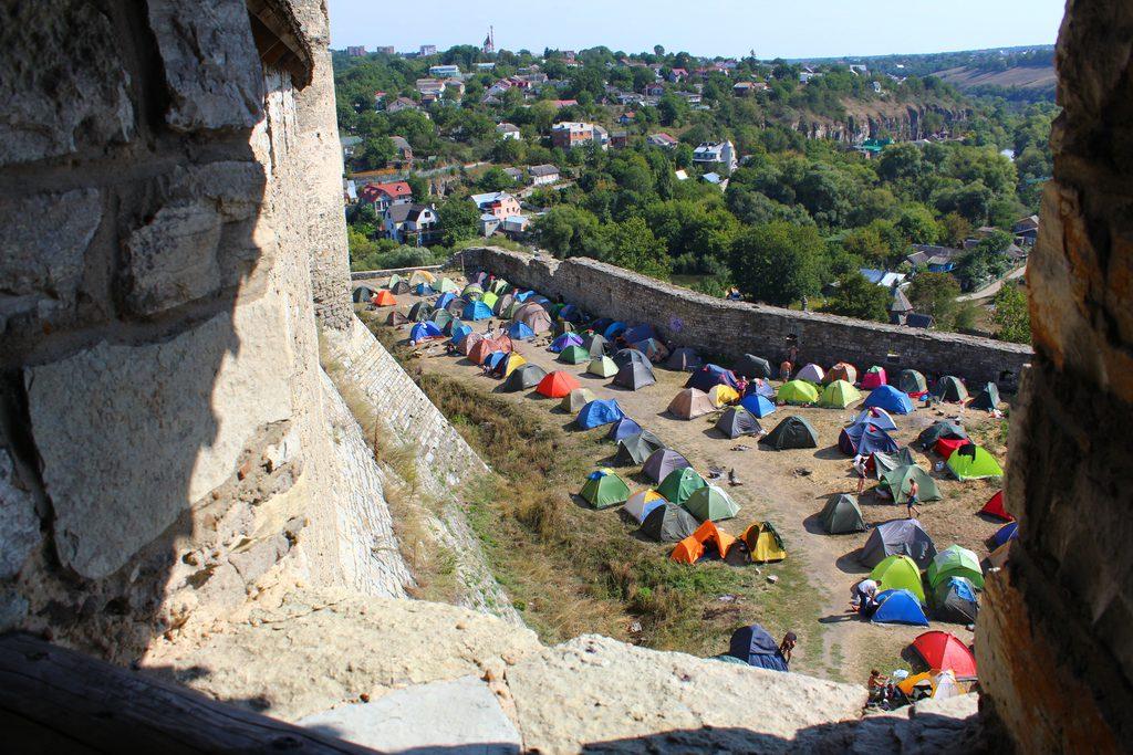 Kamyanets-Podilskyi fortress
