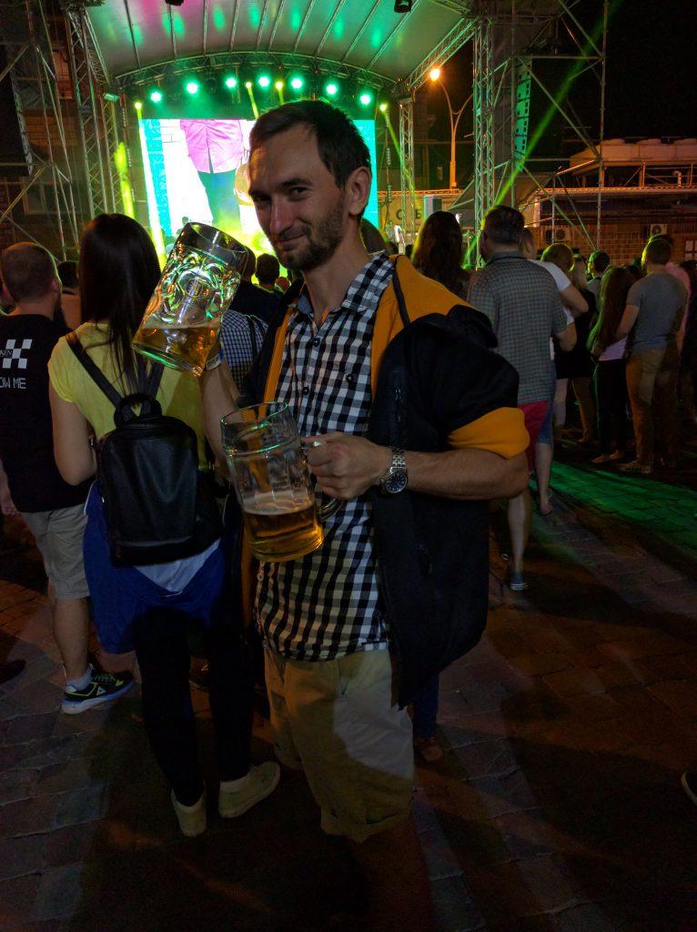 Kyiv, Oktoberfest