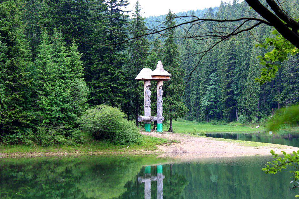Synewyr See, Ukraine