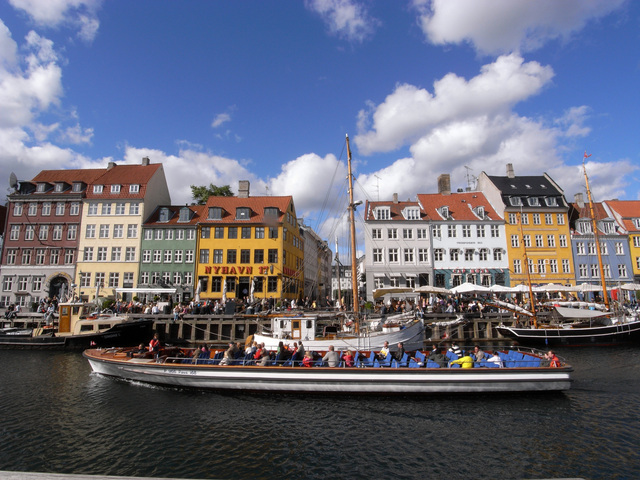 The capital of Denmark