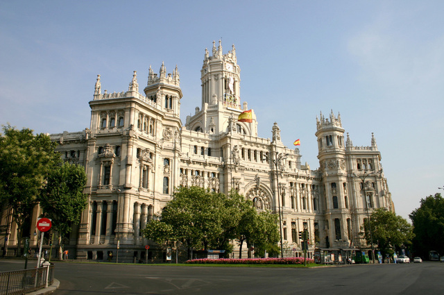 The capital of Spain