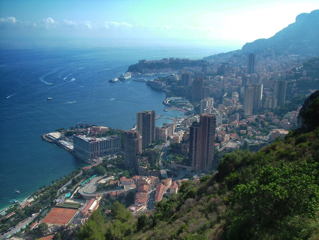 The capital of Monaco