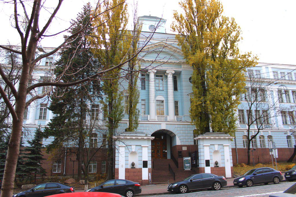 Национальный научно-природоведческий музей Украины, Киев