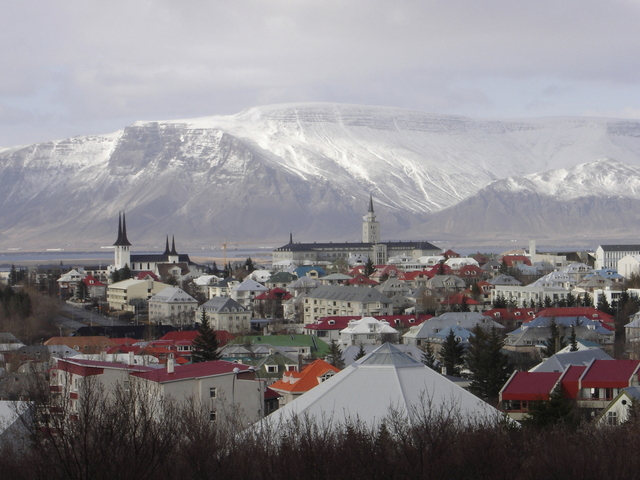 The capital of Iceland