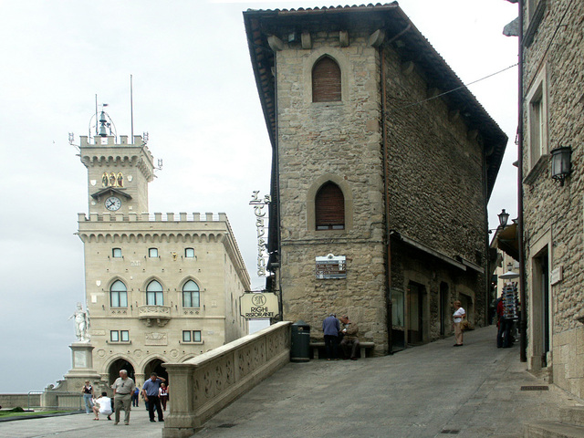 The capital of San-Marino