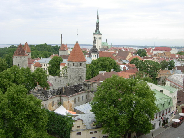 The capital of Estonia