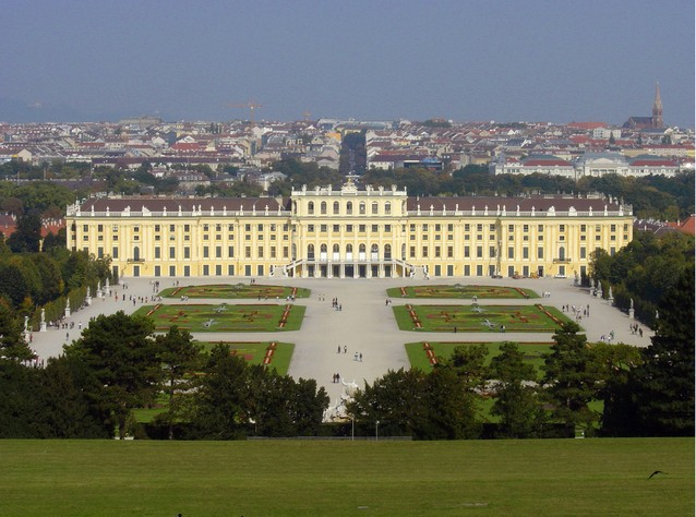 The capital of Austria