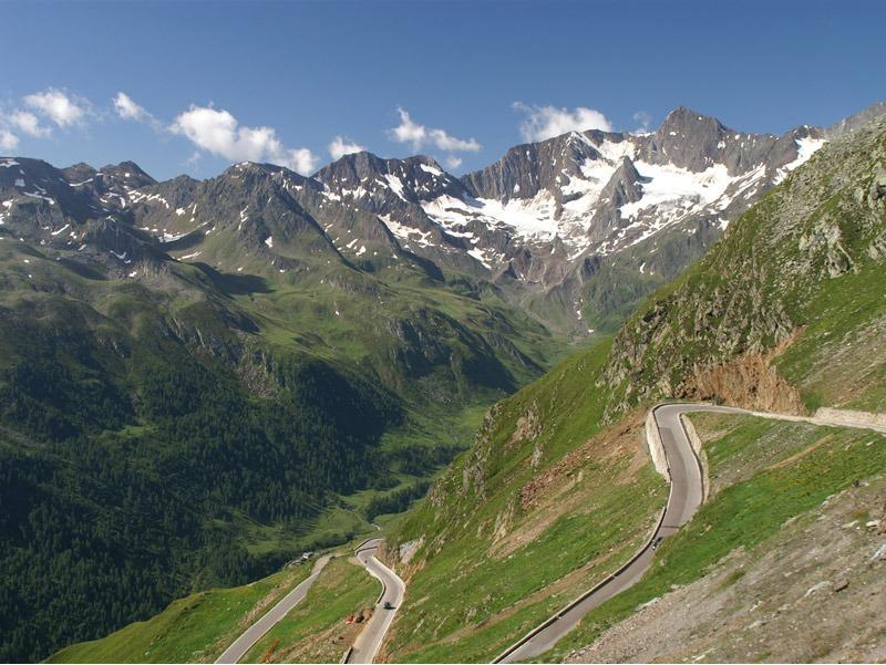 Тиммельсйох перевал, Австрия