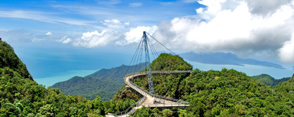 skybridge_Лангккави_Малайзия