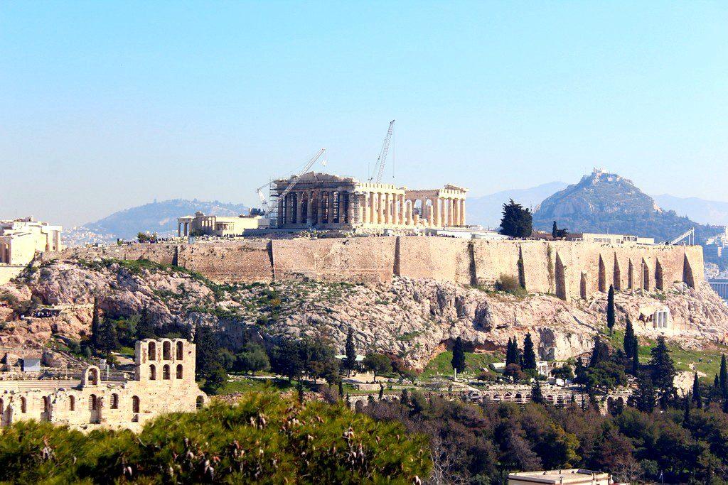 Афины, Парфенон