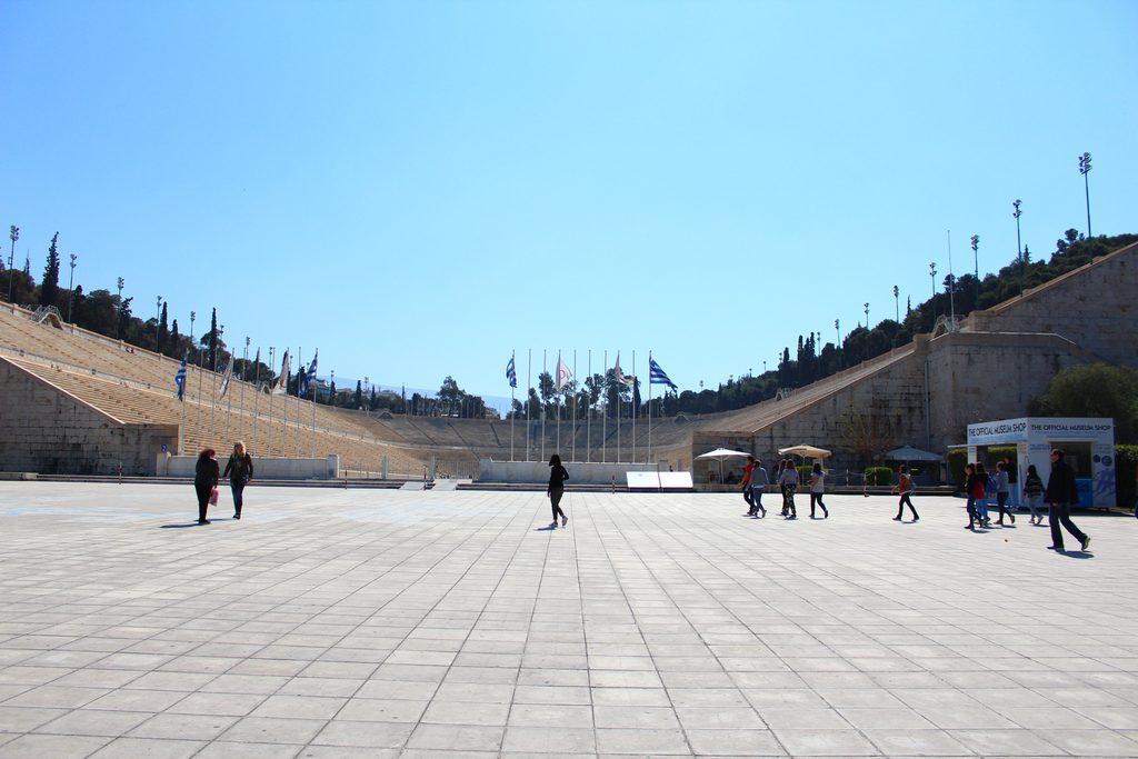 Стадион Панаитикос