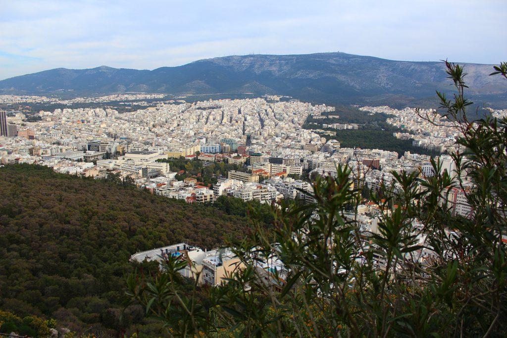 Афины, Ликабетус