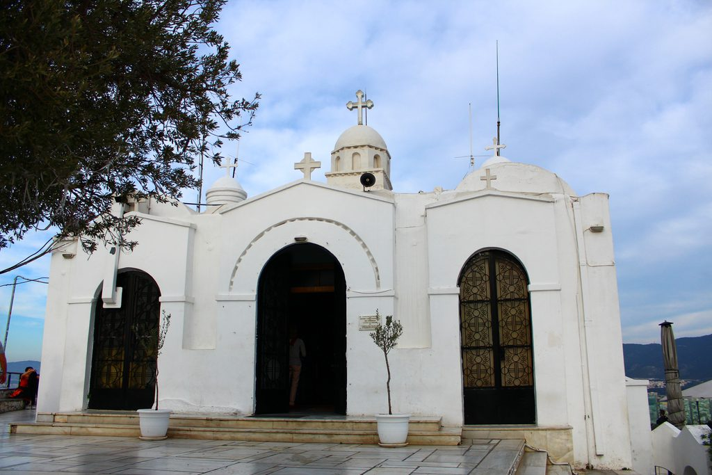 Афины, Ликавитос