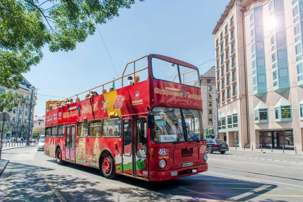 City Sightseeing Hop-On Hop-Off