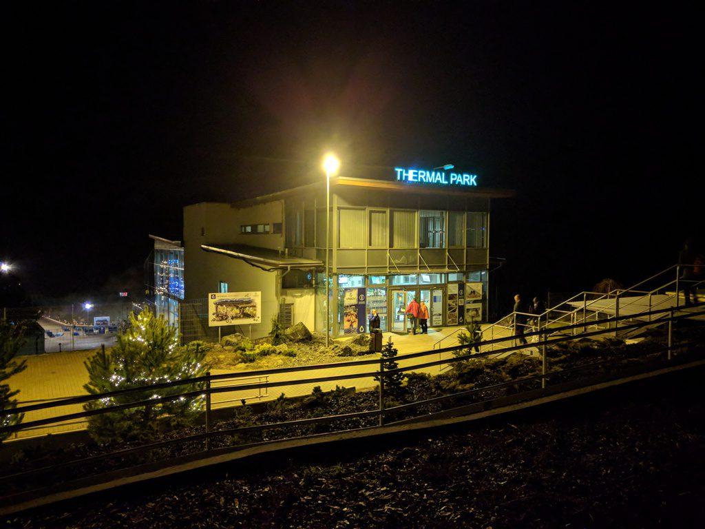 Термальный комплекс Врбов, Словакия