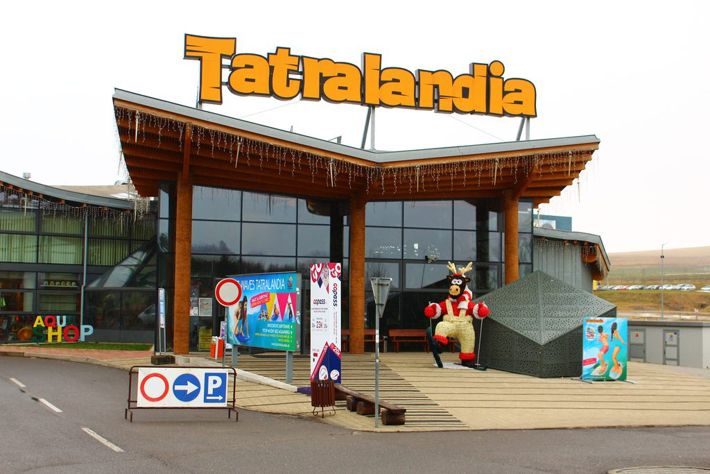 Татраландия, Словакия