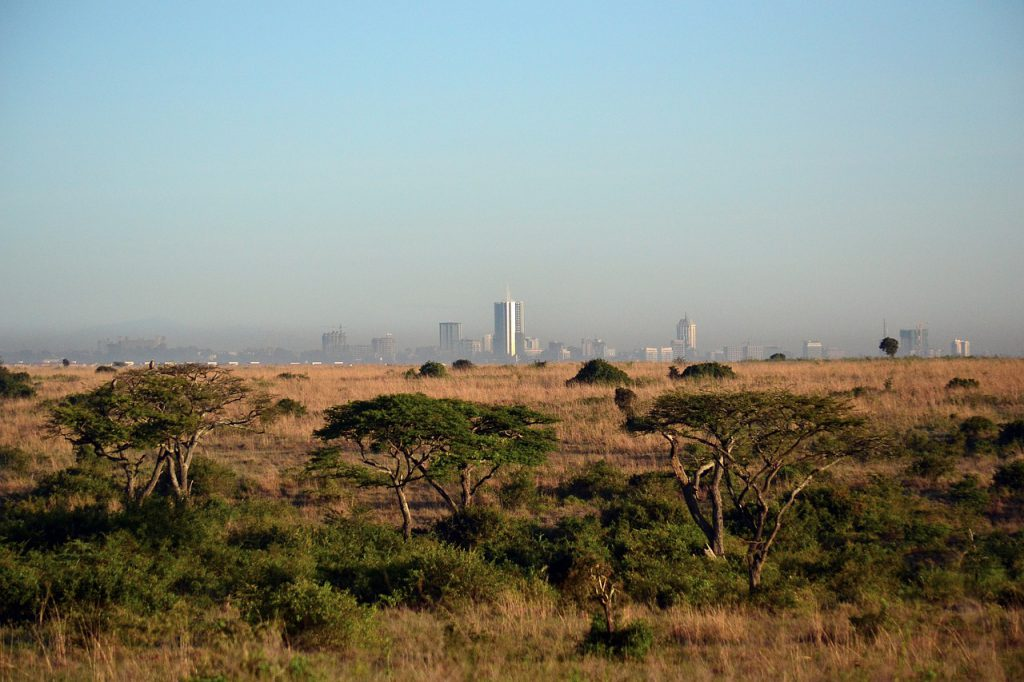 Кения, Наироби