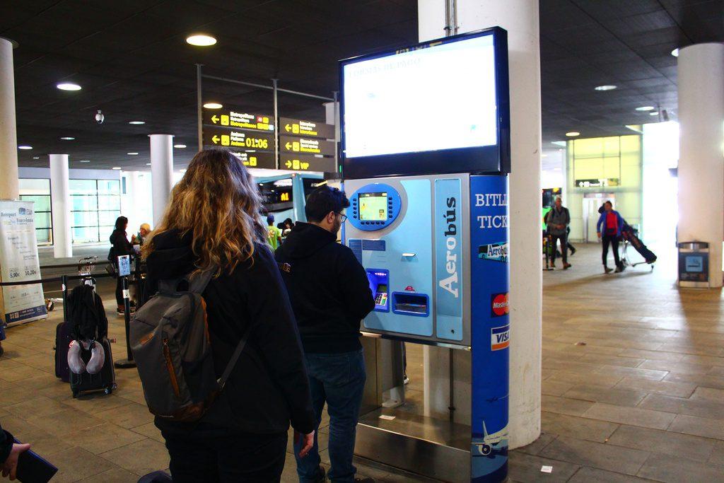 Барселона, аэропорт
