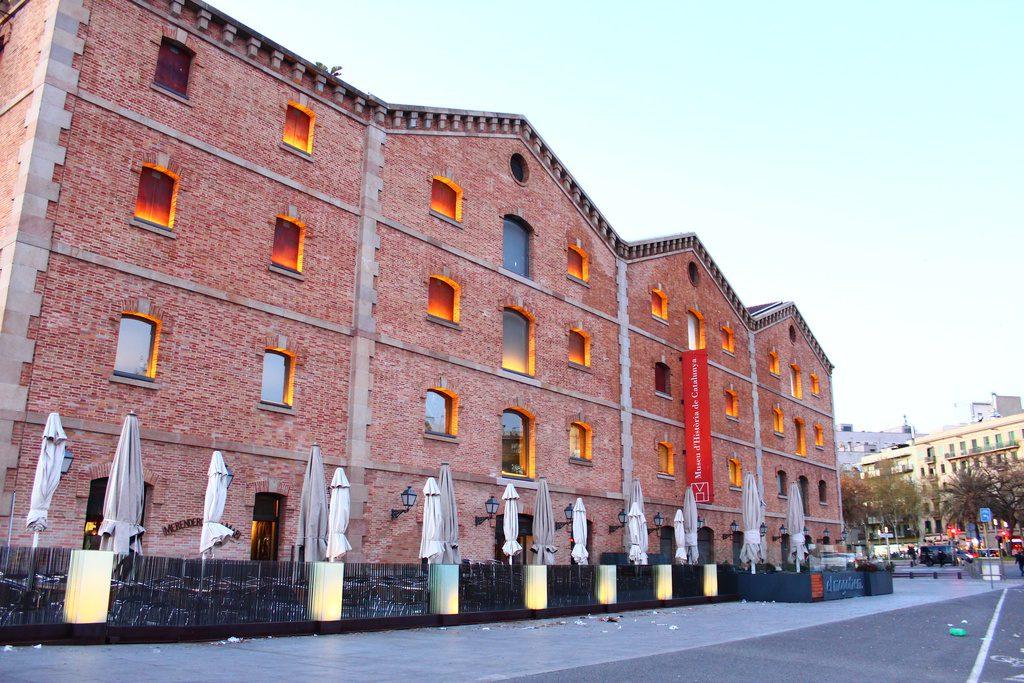 Баселона, Национальный музей Каталонии