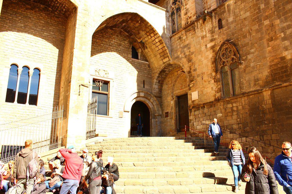 дом Фердинанда и Изабеллы, Барселона, Испания
