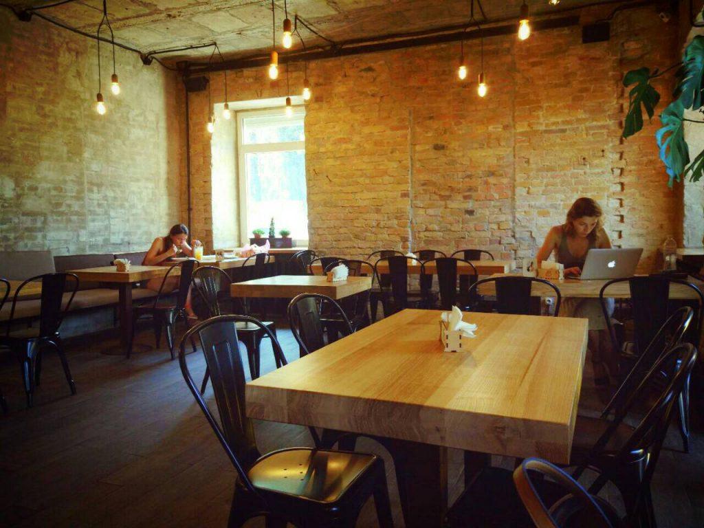 Кафе Corner 13, Киев