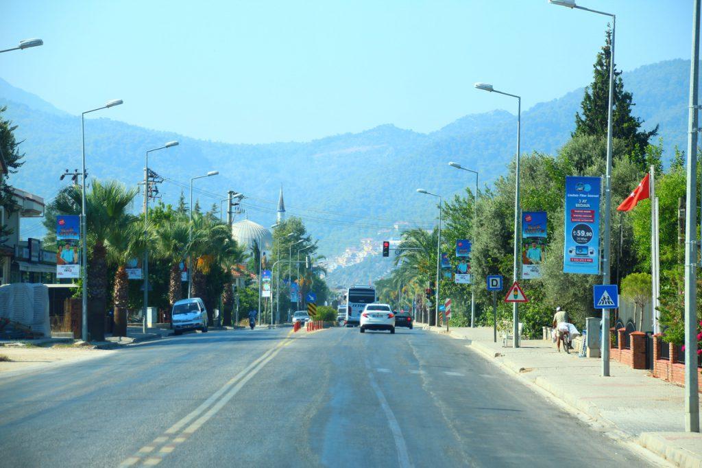 Турция, Даламан