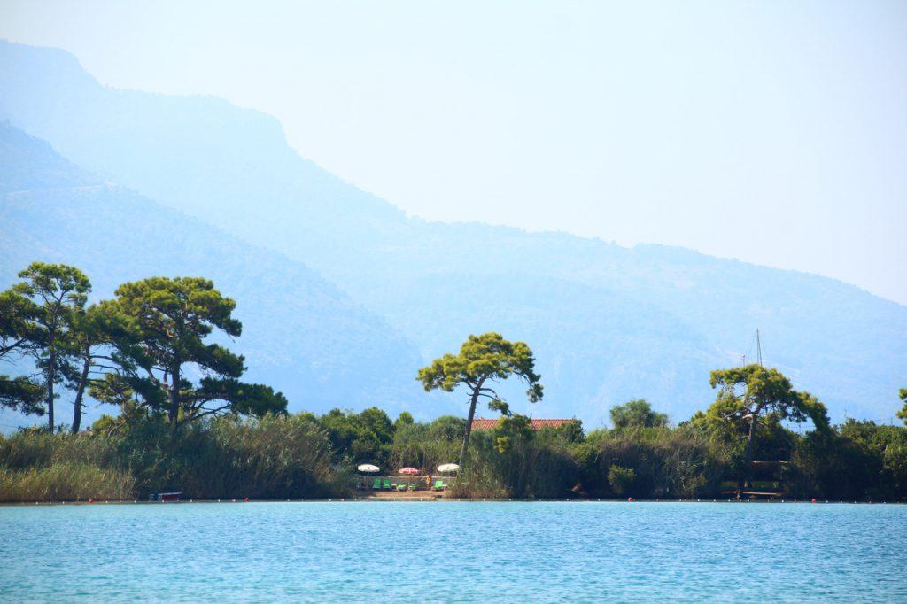 Турция, Олюдениз, Голубая Лагуна