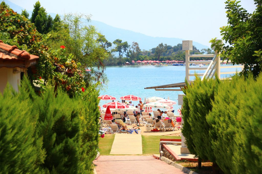 Голубая Лагуна, Олюдениз, Турция