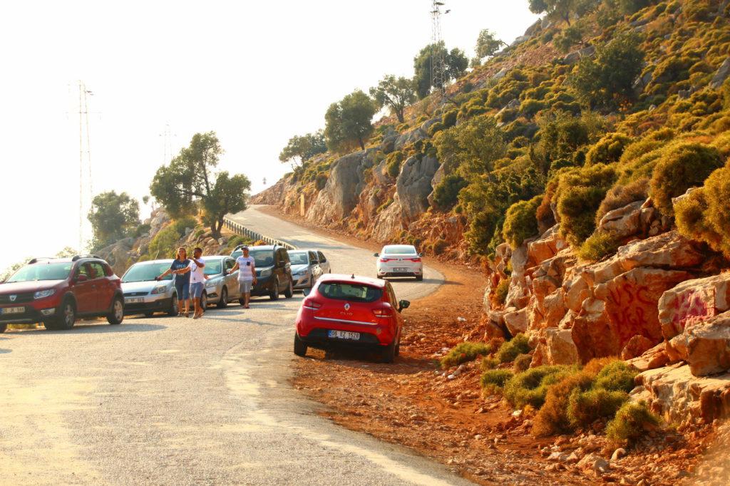 Turkey, Oludeniz, Fethiye, Butterfly ValleyTurkey, Oludeniz, Fethiye, Butterfly Valley