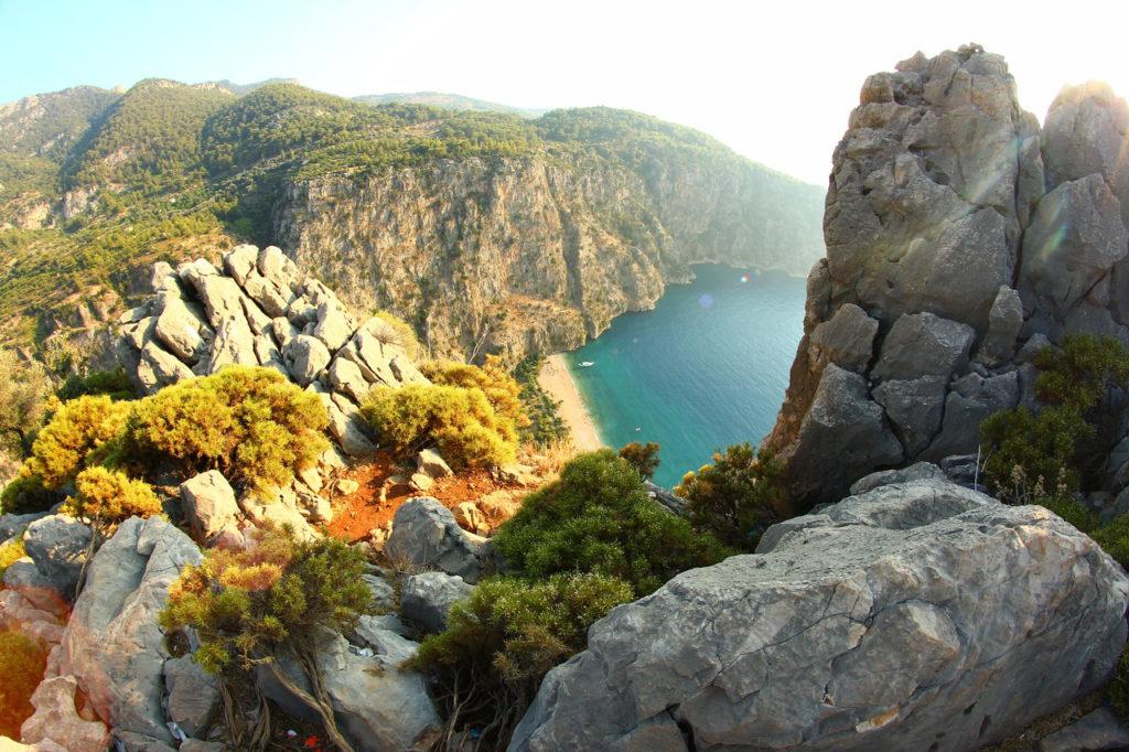 Турция, Долина Бабочек