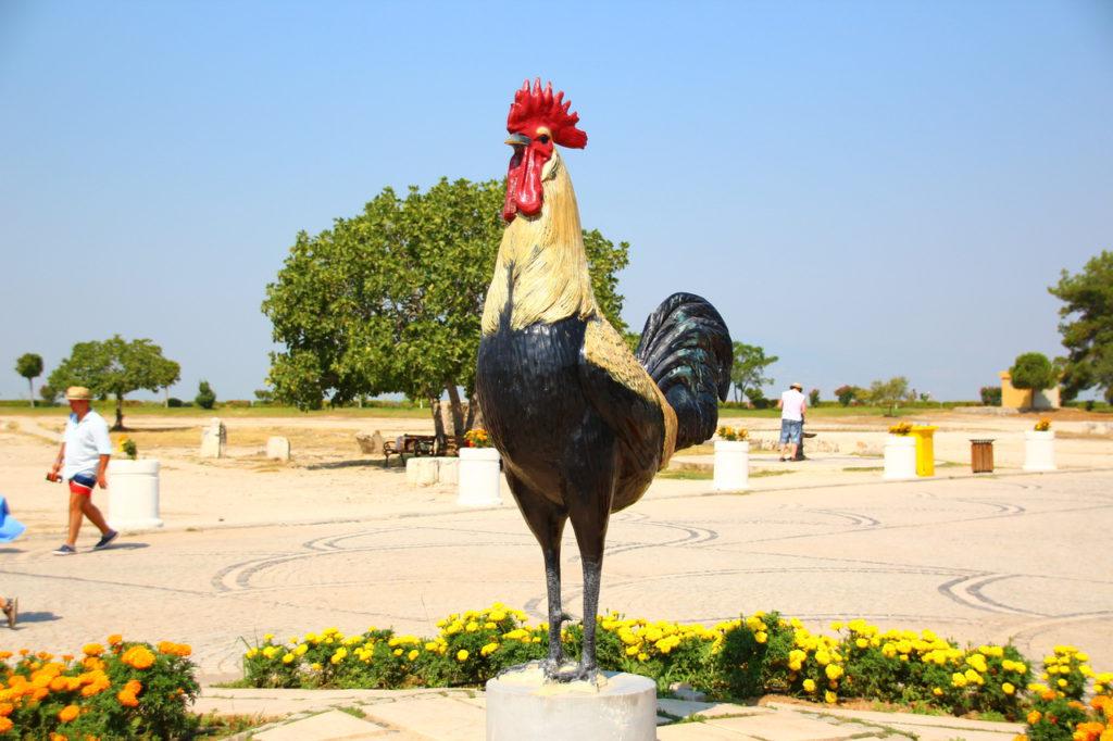 Турция, Памуккале