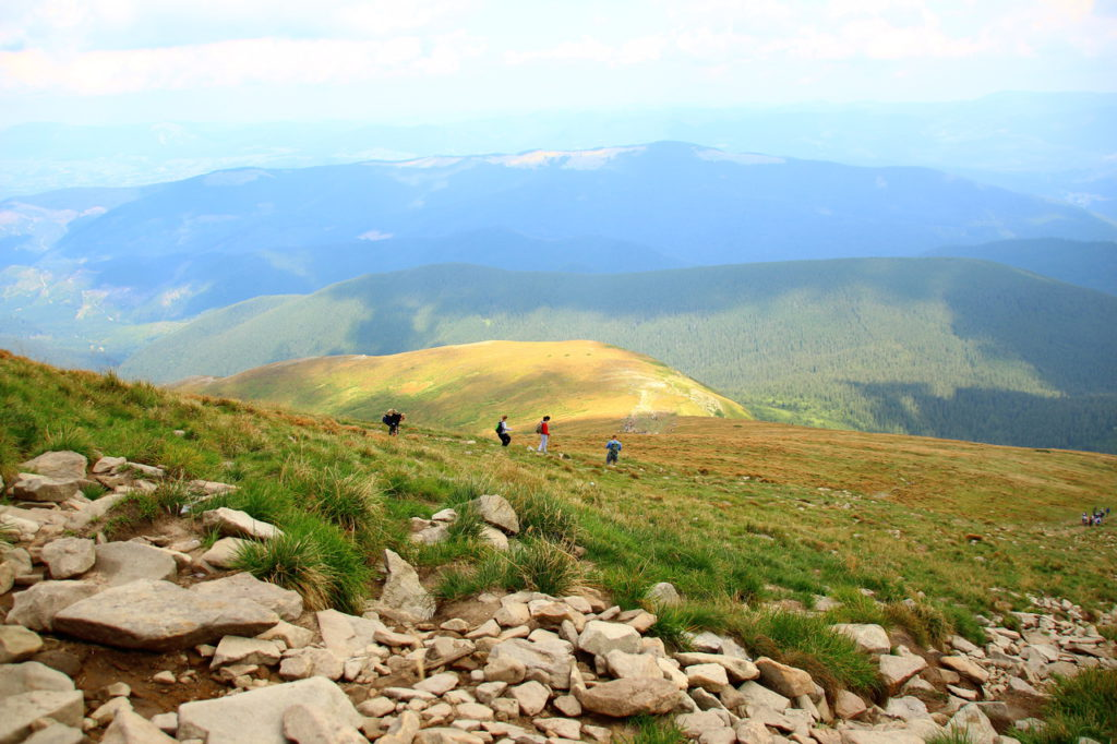 Hoverla, Carpathian Mountains, Ukraine