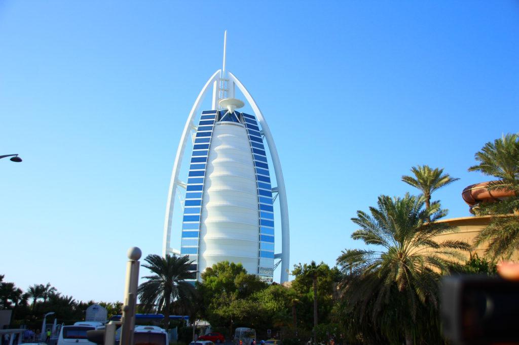 Дубай, Burj El Arab