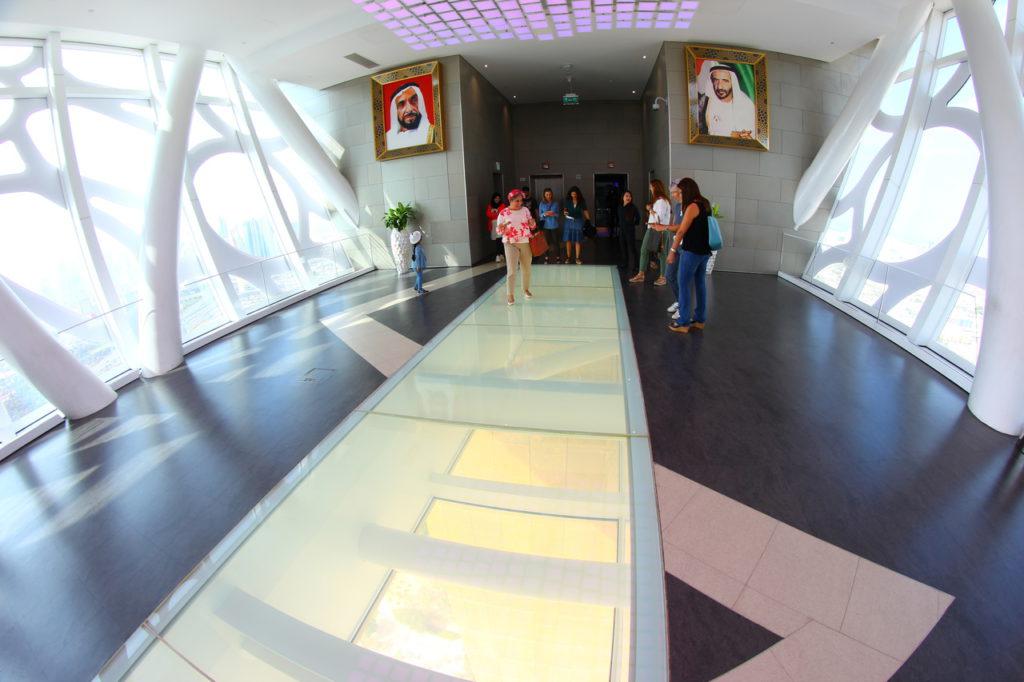 Дубай, музей Рамка Дубая
