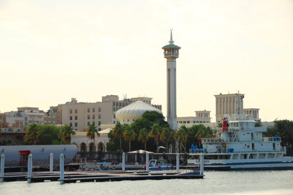 Dubai, Dubai Creek, Al Seef Harbour