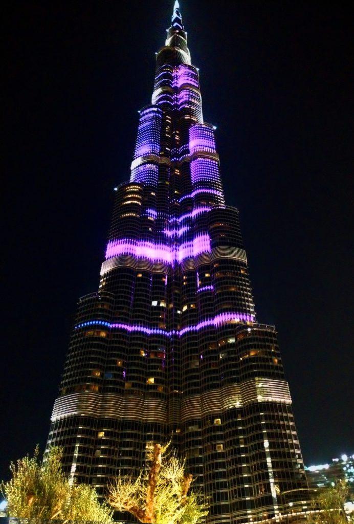 Дубай, Бурж Халифа