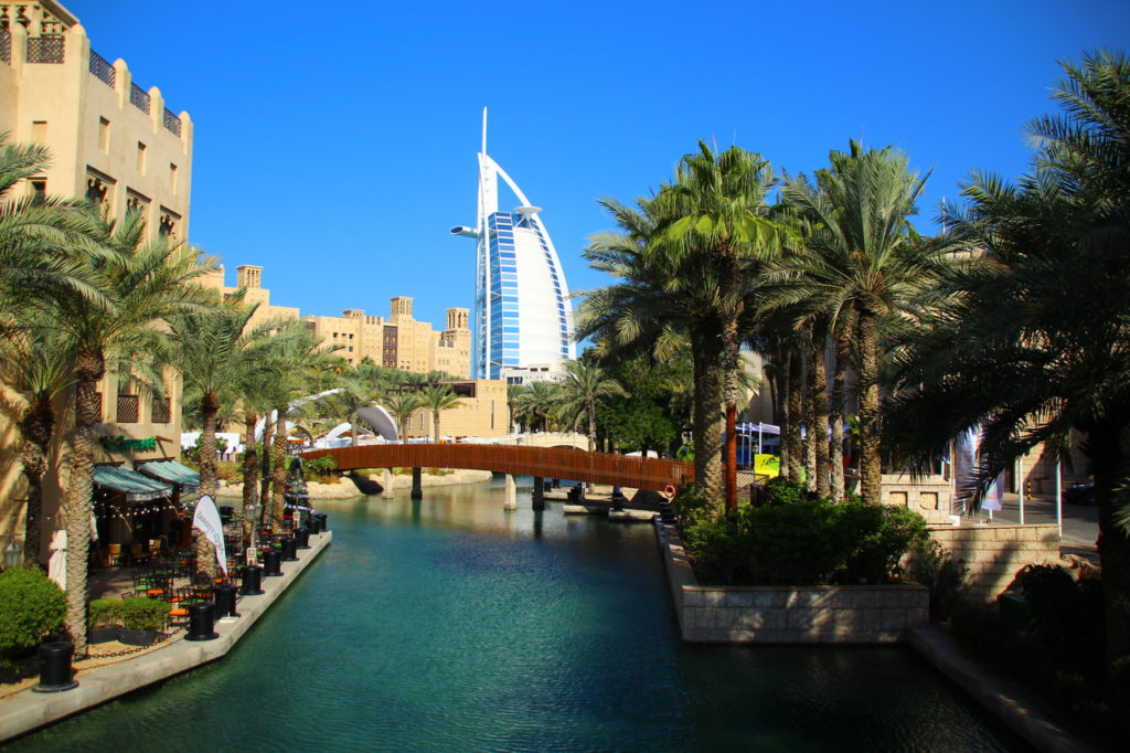 Dubai, Madinat Jumeirah Souk