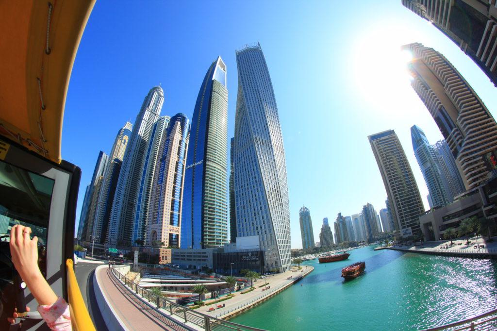 Дубай, Марина Дубай